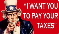 We All Must Pay Taxes
