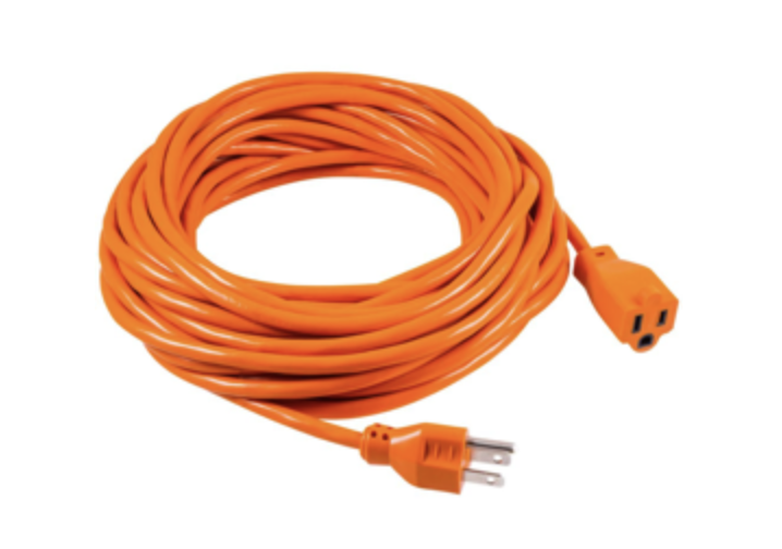 25 FOOT ELECTRIC EXTENSION CORD